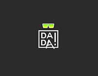 Dada social app UI