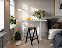 Project: Thuiswerkplek