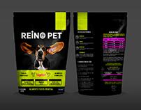 REINO PET - Design promocional e marketing direto