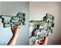stone wall by Gül ipek