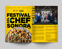 Revista Festival del Chef / Hermosillo