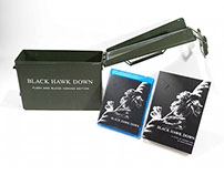 Black Hawk Down Collector Set