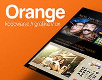 Aplikacja konkursowa // Orange // Youngers