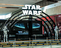 Star Wars Exhibition - Abu Dhabi