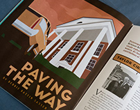 Paving the Way (Feature Layout and Illustration)