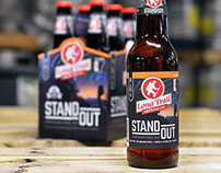 Stand Out American Pale Ale
