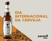 Parceiro Ambev | Dia Internacional da Cerveja