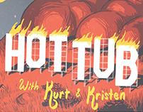 Hot Tub Posters: January - April