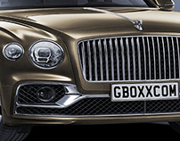 2020 Bentley Flying Spur Limousine Gold