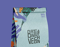 Bantu Vegan Branding & Packaging