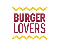 New Brand - Burger Lovers