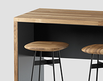 Pi stool