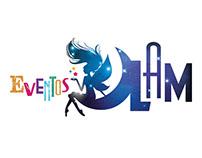 Eventos Lam - Branding