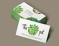 "Shop houseplants ""The Pot"""