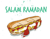 Ramadan 2015 Iftar Series