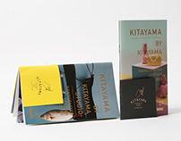 Kitayama 2016 S/S LOOKBOOK