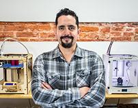 Prototipadora FabLab Querétaro-México