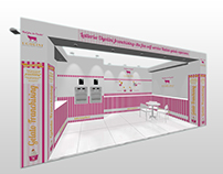 Latteria Ugolini - London Franchise Show 2015
