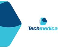 Tech Medica: Rebranding, ADN, papelería y uniformes