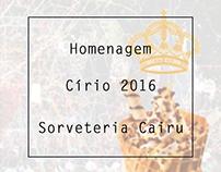 Círio 2016 - Sorveteria Cairu