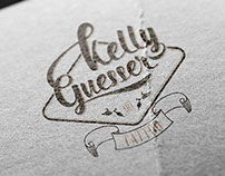 Kelly Guesser Art Tattoo | Logo Design