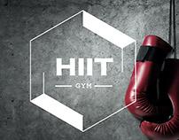 HIIT Gym Branding