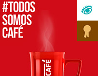 #TodosSomosCafé / NESCAFÉ COLOMBIA - INT. COFFEE DAY.