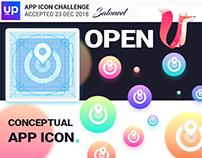 Conseptual APP Icon design: Artora