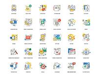 FREE Social Media Marketing Icons