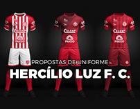 SOCCER KIT // Hercílio Luz Futebol Clube