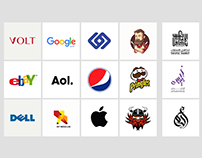 Types Of Logos أنواع الشعارات www.jehad.co