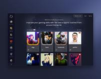 Xsolla Academy redesign (UI/UX)