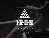 IRON CUSTOM CYCLES | WORK BIKE | 2015