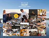 Tourism Australia - Restaurant Australia Campaign