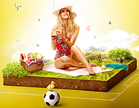 C'est la vie | European Football Championship 2016