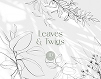 Leaves & Twigs