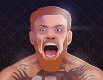 UFC Fighter: Conor McGregor