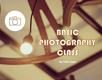 Basic Photography Class for kids