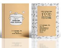 Food Festival- Christina Filippou-Student Project