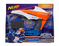 Nerf - Alien Menace Alphabet
