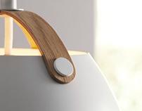 Oslo lamps - Halo Design