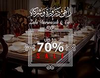 Zahi Darwazeh Furniture