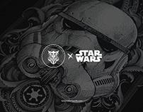 StarWars x Tonymidi