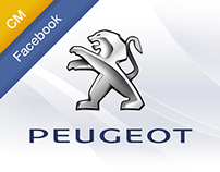 PEUGEOT - Graphics for Facebook