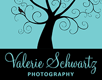 Valerie Schwartz Photography Logo & Business Cards