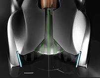 Jaguar Vision G-type 2030