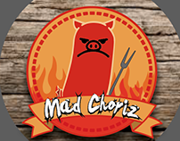 MAD Chorizo Diseño Logo y Product Shot