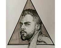 Otoportrait Sketch