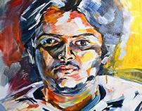 Portrait of Punarvasu