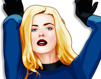 Invisible Woman - 2016